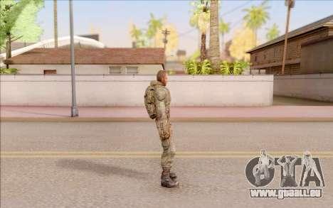 Mole de S. T. A. L. K. E. R. pour GTA San Andreas quatrième écran