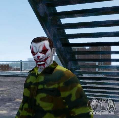 Lot De Vêtements (Exclusif) pour GTA 4 huitième écran