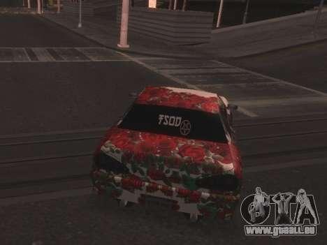 New Elegy Paintjob für GTA San Andreas