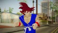 Goku Original DB Gi Blue v2