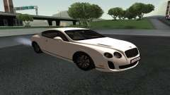 Bentley Continental GT Armenian für GTA San Andreas