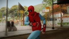 Spiderman Homecoming Skin v2