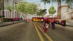 SFPH Playpark - Chocolate AN94 pour GTA San Andreas