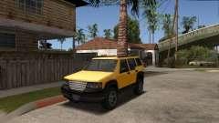 2002 Landstalker für GTA San Andreas