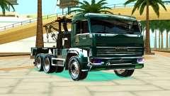 KamAZ 6520 V8 TURBO de camion de Remorquage