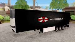 Trailer Biohazard Umbrella Corp.