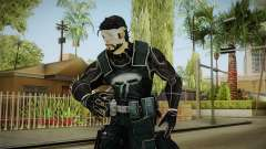 Punisher Omega Skin pour GTA San Andreas