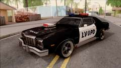 Ford Gran Torino Police LVPD 1975 v3