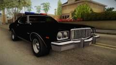 Ford Gran Torino Police LVPD 1975