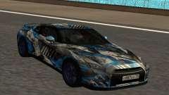 Nissan GTR 2015 Bulkin Edition 1.1