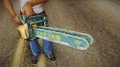 Motosierra Doble Hoja Chainsaw