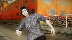 GTA Online: SmugglerRun Female Skin