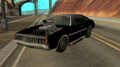 Clover Dragster Tuning MFR pour GTA San Andreas