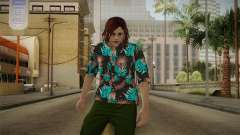 DLC Smuggler Female Skin