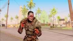 Zombie Degtyarev von S. T. A. L. K. E. R.