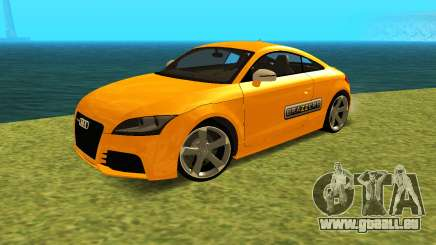 Audi TT RS Afonya TV für GTA San Andreas