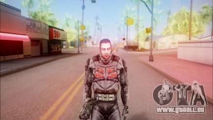 Zombie membre considère qu'il est de S. T. A. L. K. E. R pour GTA San Andreas