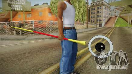 Vados Angel Of The Universe 6 Weapon pour GTA San Andreas