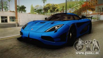 Koenigsegg Agera RS v1 pour GTA San Andreas