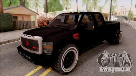 Ford F-350 Super Duty Low Style pour GTA San Andreas