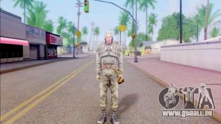 Gris de S. T. A. L. K. E. R pour GTA San Andreas