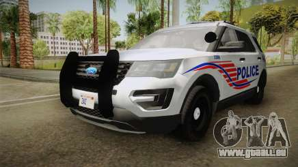Ford Explorer 2016 Police pour GTA San Andreas