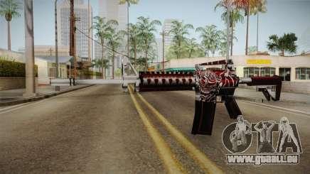 SFPH Playpark - Akuma M4A1 pour GTA San Andreas