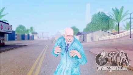 Un scientifique de S. T. A. L. K. E. R pour GTA San Andreas