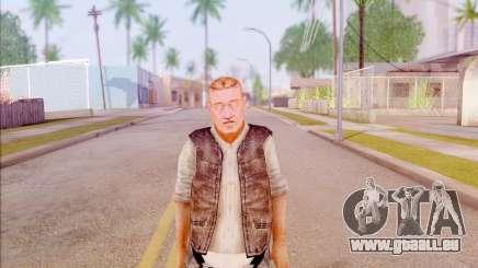 Kröte von S. T. A. L. K. E. R. für GTA San Andreas