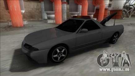 Nissan Skyline R32 Towtruck pour GTA San Andreas