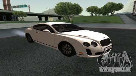 Bentley Continental GT Armenian pour GTA San Andreas