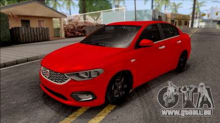 Fiat Tipo Netron Tuning pour GTA San Andreas