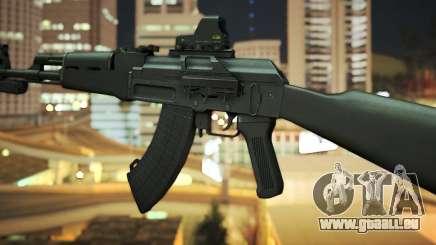 Black Edition Weapon Pack für GTA San Andreas