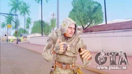 Arnie de S. T. A. L. K. E. R pour GTA San Andreas