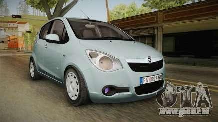 Opel Agila für GTA San Andreas