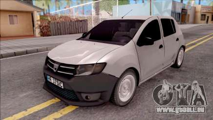 Dacia Sandero 2013 für GTA San Andreas
