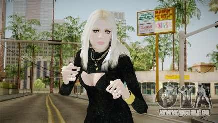 Kesha Skin pour GTA San Andreas