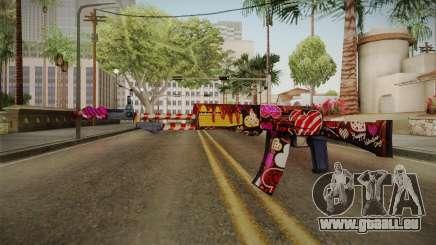 SFPH Playpark - Chocolate AN94 für GTA San Andreas