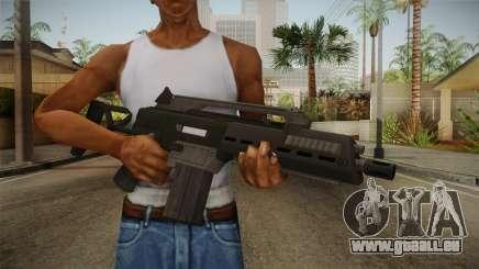 TF2 Special Carbine für GTA San Andreas