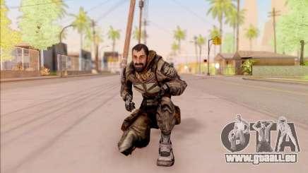 Vano von S. T. A. L. K. E. R. in overalls SEVA für GTA San Andreas