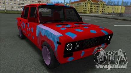VAZ 2106 Shaherizada 2.3 GVR SA:MP pour GTA San Andreas