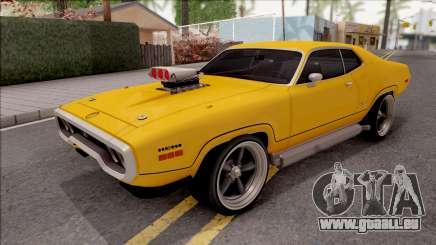 Plymouth GTX 1972 pour GTA San Andreas