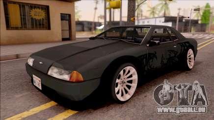 Elegy Tokyo Drift Edition pour GTA San Andreas