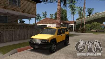 2002 Landstalker pour GTA San Andreas