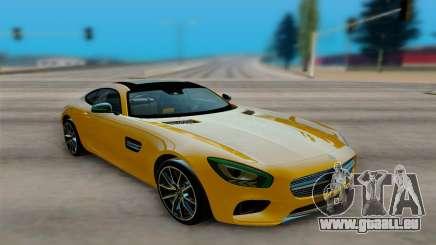 Mercedes-Benz SLS AMG für GTA San Andreas