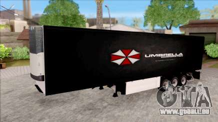 Trailer Biohazard Umbrella Corp. pour GTA San Andreas