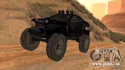Caiman pour GTA San Andreas