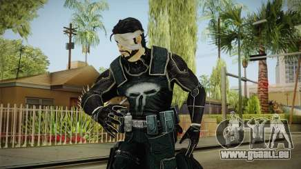 Punisher Omega Skin pour GTA San Andreas
