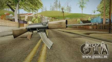 Driver PL - AK-47 für GTA San Andreas