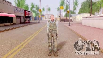 Novikov de S. T. A. L. K. E. R pour GTA San Andreas
